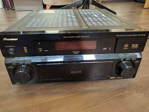 Pioneer Elite VSX-84TSXi Home theatre receiver