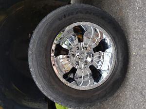 6x139 wheels and tires
