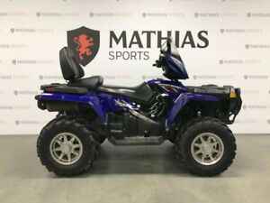2009 Polaris Sportsman touring 800