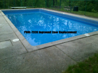 Book Your POOL OPENING now! Repairs, Liner Sales & Installations
