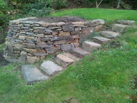 Dry stone Waller booking for summer/fall  2018