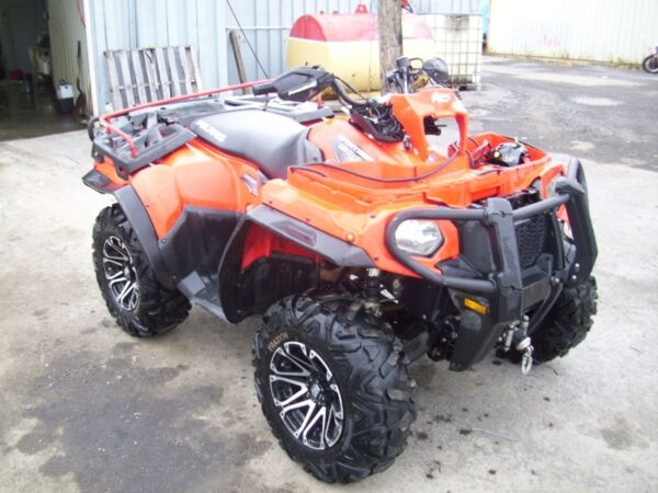 Used 2012 Polaris SPORTSMAN 500HO AWD