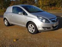 Vauxhall Corsa SPORTIVE SWB CDTI NO VAT TO PAY