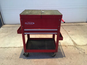 Roll cart tool box Blue-Point