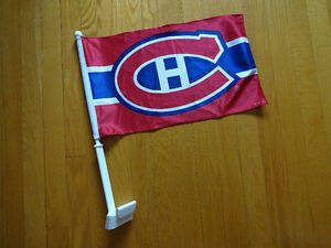 Montreal Canadians Car flag and Finger Foam West Island Greater Montréal image 1