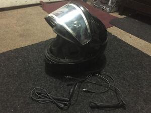 HJC heated snowmobile helmet Regina Regina Area image 1