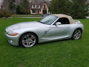BMW Z4 Roadster ''PREMIUM PACKAGE''!!!!!!!!!!!