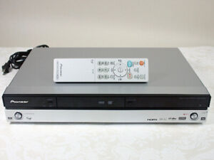 Pioneer DVR-450H-S 160GB HDD DVD Player/Recorder with HDMI 1080P
