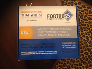 Fortress Wireless Security System