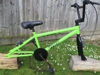 BMX bike frame, kids bike.
