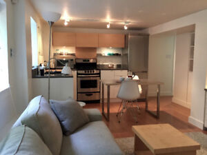 Great Location Furnished 1 Bedroom