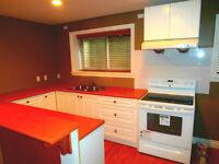 Two bedrooms suite in west coquitlam