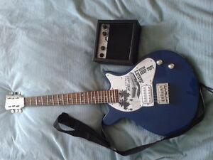 Guitare électrique et ampli First Act