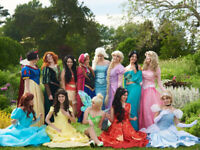 Fairytale Princess Parties - Ottawa's finest princess parties!