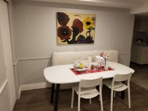 2 bed rooms basement for rent Hamilton mountain