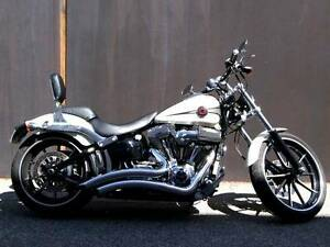 2014 HARLEY-DAVIDSON SOFTAIL BREAKOUT Cannington Canning Area Preview
