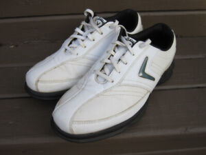 Men's Golf Shoes from Sizes 6 thru 7½ (Ten Pairs)