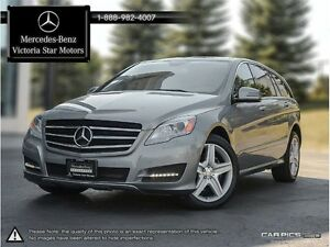 2011 Mercedes Benz R350 Bluetec