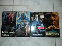 films de science-fiction vhs version francaise