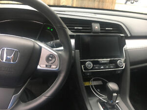 Honda civic 2018 touring lease take over