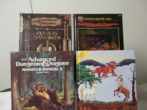 Large Lot...Advanced Dungeons & Dragons (Books+Modules)