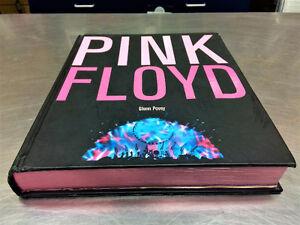 Livre Biographique PINK FLOYD de Glenn Povey  #F22563