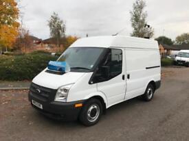 2013 Ford Transit 2.2TDCi ( 100PS ) ( EU5 ) 260S Med Roo 260 SWB-NO VAT