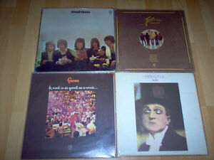 lp lot by The Faces