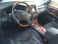 2006 Lexus LS Luxury Sedan