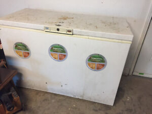 Large deep freeze for sale. Works great. dont need anymore