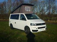 VW TRANSPORTER CAMPERVAN
