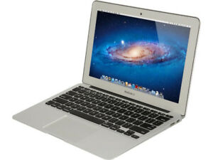 Macbook Air mid 2013 used 11 inch silver