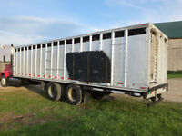 Livestock Truck Box