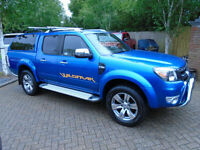 2011 Ford Ranger 3.0TDCi ( 156PS ) 4x4 Wildtrak NO VAT (69000 Miles)