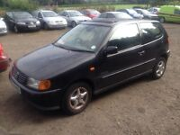1997 1.4 polo mot October for parts everything available from £10