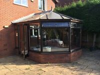 Wooden Conservatory Free