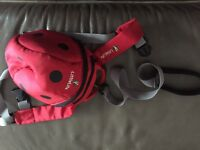 Little life children's bag with detachable adult strap