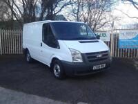 Ford Transit 2.2TDCi Duratorq ( 110PS ) 260S ( Low Roof ) 2008.75 260 SWB