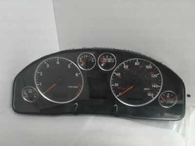 Speedometer Instrument Cluster 2002-2004 AUDI A6 21K Miles 4B0920981NX