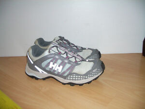 """""""H H """" helly Hansen -- sneakers like new - size 8 - 8.5 US lady"""