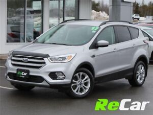 2017 Ford Escape SE SE   4X4   HEATED SEATS   BACK UP CAM