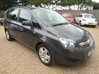 Vauxhall/Opel Zafira 1.8i 16v VVT Exclusiv DAMAGED REPAIRED SALVAGE