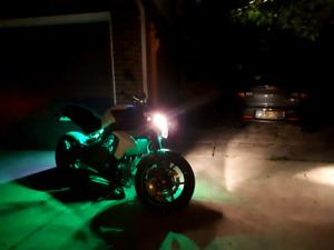 2015 Kawasaki er6n abs