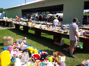 Ontario's Largest Garage Sale!  100+ tables, 20,000+ items