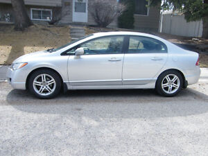 2008 Acura CSX Sedan - Low Mileage