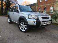 Land Rover Freelander 2.0Td4 Freestyle, FULL HEATED LEATHER