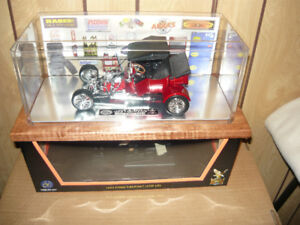 """""""Still Available"""" & P/U ONLY 1:18 die cast custom display sets"""