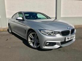 2014 BMW 420i M Sport Coupe **Nav - Heated Seats - Bluetooth - Full History**