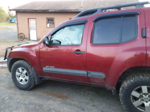 2007 Nissan xterra off-road edition