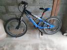 "20"" kids Scott mountain bike."